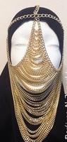 Used Chain niqab  in Dubai, UAE
