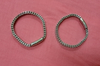 Used 2 bracelets for men in Dubai, UAE