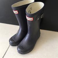 Used Kids' Hunter Wellies / Boots, Size UK 12  in Dubai, UAE