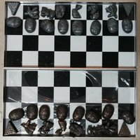 Used Nice magnet chess souvineer from egypt in Dubai, UAE