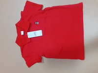Used Red tshirt for handsome 2/3 years old in Dubai, UAE