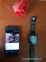 Used DM SIM WATCH CHAT in Dubai, UAE