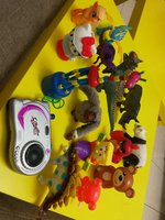 All in price. 15 toys