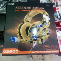 Used KOTION EACH Pro Gaming headset 🎮🎧 in Dubai, UAE