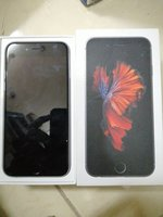 Used Iphone 6s 64gb gray sim card lock in Dubai, UAE
