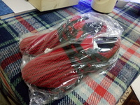 Used Trend air cushion shoes Red in Dubai, UAE