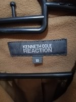 Used Kenneth Cole Réaction Camel Coat in Dubai, UAE