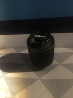Used Nokkon lens 55-200mm VR 2 in Dubai, UAE