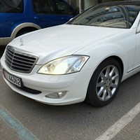 Used mercedes S350L 2009 in Dubai, UAE