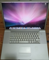 "Used Powerbook G4 17"" in Dubai, UAE"