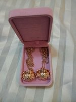Used 2 Gold Plated Necklaces in Dubai, UAE