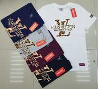 Used Tshirt LV 5pcs in Dubai, UAE