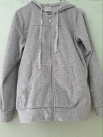 Used Zeus Gray hoodie in Dubai, UAE