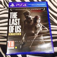 Used Last Of Us Remastered for PS4 in Dubai, UAE