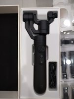 Used Mi Action Camera Gimbal unused black in Dubai, UAE