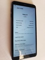Used Samsung galaxy j4 plus 32 gb in Dubai, UAE