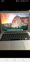 "Used Macbook air 13"" i5 8gb, 128 gb 2017 in Dubai, UAE"