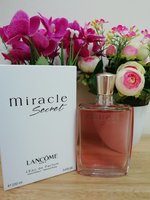 Used Miracle secret by lancome Parfum in Dubai, UAE