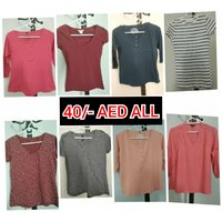Used 8 TSHIRTS BUNDLE 40/-AED in Dubai, UAE