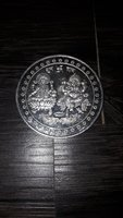 Used 120 gm silver coin in Dubai, UAE