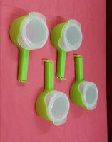 Used Plastic Food Clip Bag Sealing Clips 4pcs in Dubai, UAE