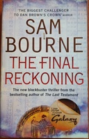 Used The Final Reckoning by Sam Bourne in Dubai, UAE