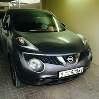 Used #Nissan#Juke#70k#Only# in Dubai, UAE