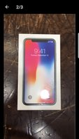 Iphone x 64 gb brand new  direct 4300ead