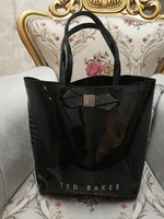 Used TED BAKER TOTE BAG.. PRELOVED in Dubai, UAE