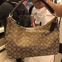 Used Coach hobo crossbody bag in Dubai, UAE