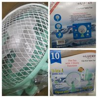 Used 3 in 1 Clip and table fan 10inch in Dubai, UAE