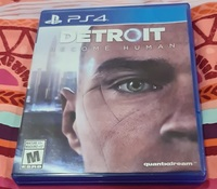 Used Detroit Become Human (PS4) in Dubai, UAE