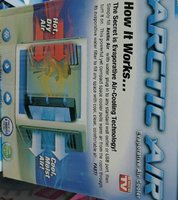 Used Arctic AC Air-cooler Portable Mood LED in Dubai, UAE