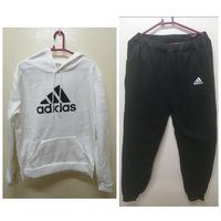 Adidas Tracksuit Hoodie with trousers