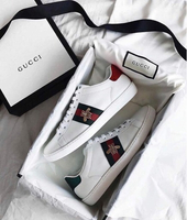 Used Authentic Overruns Gucci Sneakers  in Dubai, UAE