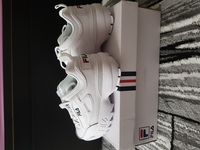 Used Fila disruptor 2 for women in Dubai, UAE