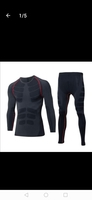 Used Men's dry fit athletic shirt and pant.. in Dubai, UAE