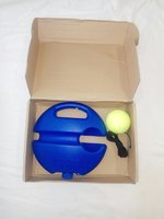 Used Fill-in-Drill Tennis Practice Trainer in Dubai, UAE