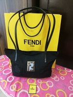 Used AUTHENTIC FENDI ZUCCA BAG... in Dubai, UAE