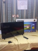 "Used Geepas 28"" led tv (new) in Dubai, UAE"