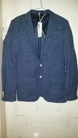 Used Jacket-Scotch & Soda-Dark Blue-M in Dubai, UAE