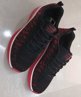 Used RED RUNNING FASHION SHOES SIZE 38 NEW in Dubai, UAE