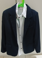 Used Coat and white longsleeves + FREE 3 Gap in Dubai, UAE
