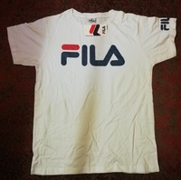 Used FILA new shirt /_ in Dubai, UAE
