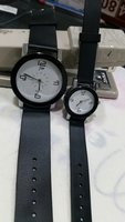 Used Analog black couple watch in Dubai, UAE