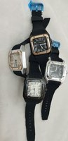Used 1pc cartier watch for men mastercopy in Dubai, UAE