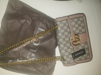 Used Gucci bag with dust bag. (Replica) in Dubai, UAE