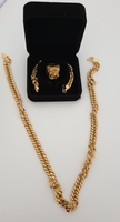 Used Dragon gold jewellery for men in Dubai, UAE