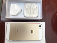 IPhone 5s 32GB. Gold color very good