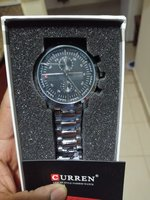 Used Curren men's watch business style in Dubai, UAE
